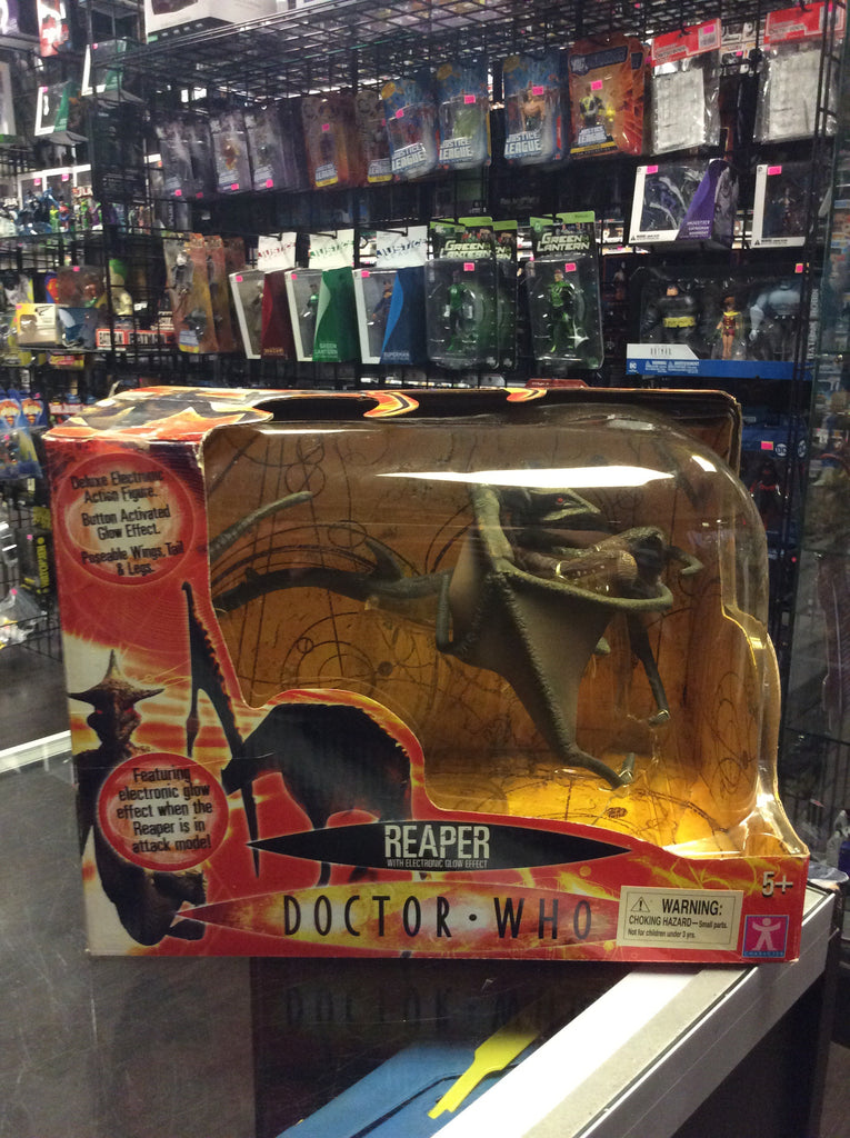 Underground Toys Doctor Who Reaper