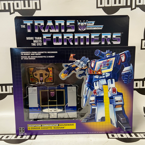Hasbro Transformers Soundwave re-issue (2018)