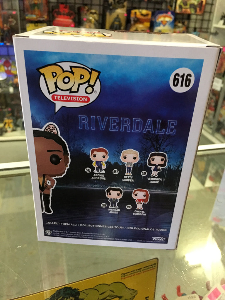 Funko Pop! Television 2018 SDCC Summer Exclusive Riverdale Josie McCoy