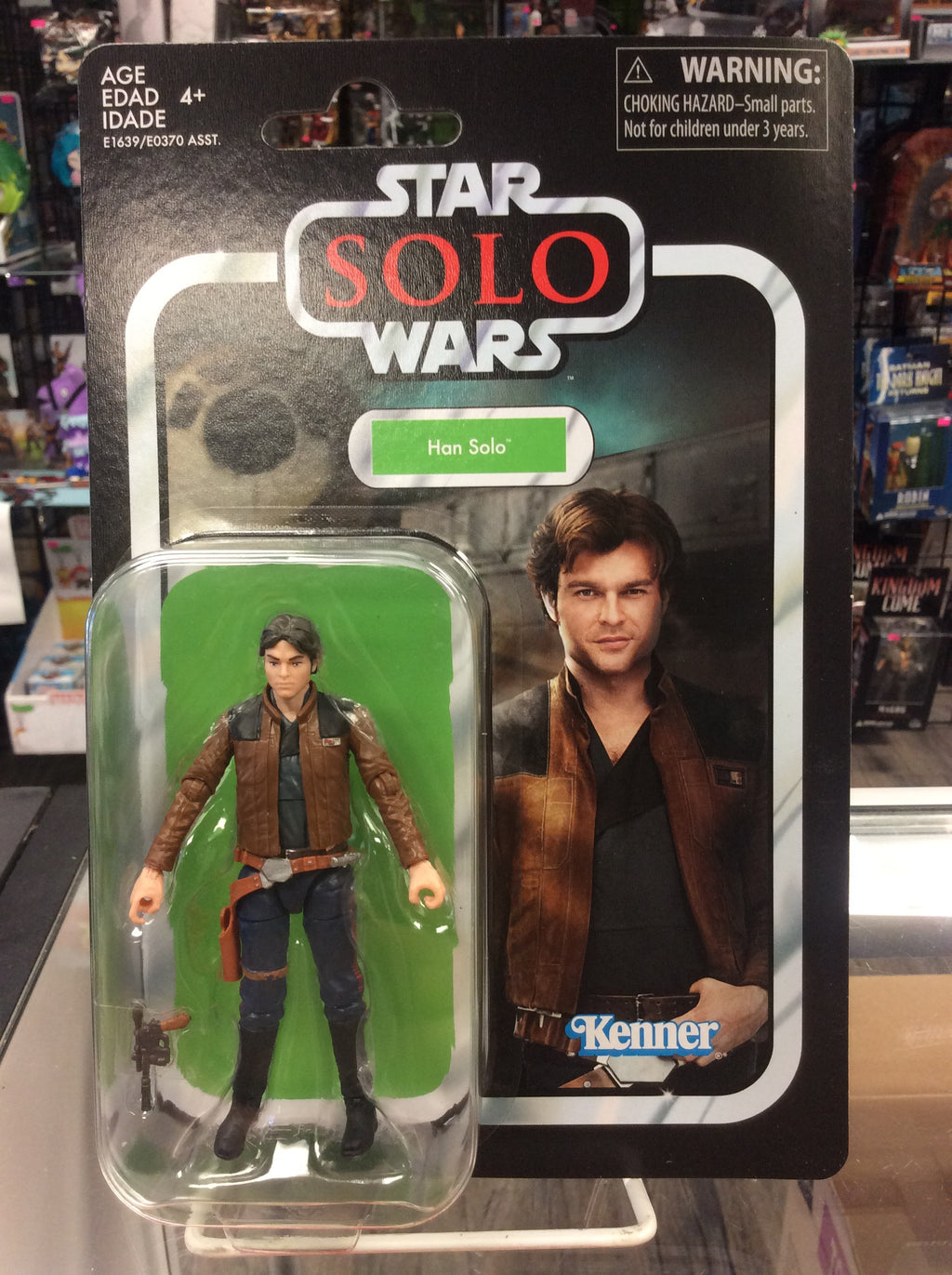 Star Wars Vintage Collection Solo Han Solo