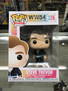 Funko POP! Heroes Wonder Woman 1984 Steve Trevor #326