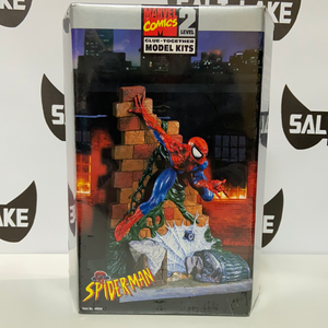 Toy Biz Marvel Comics' Spider-Man model kit