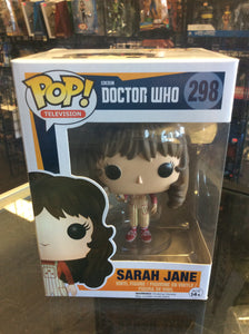 Funko Pop! Television Doctor Who Sarah Jane #298