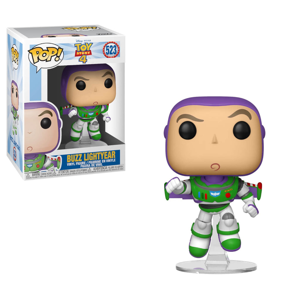 Funko POP! Disney Toy Story 4 Buzz Lightyear