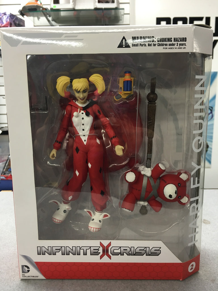 Infinite Crisis Harley Quinn DC Collectibles