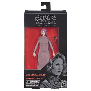 Star Wars The Black Series Vice Admiral Holdo