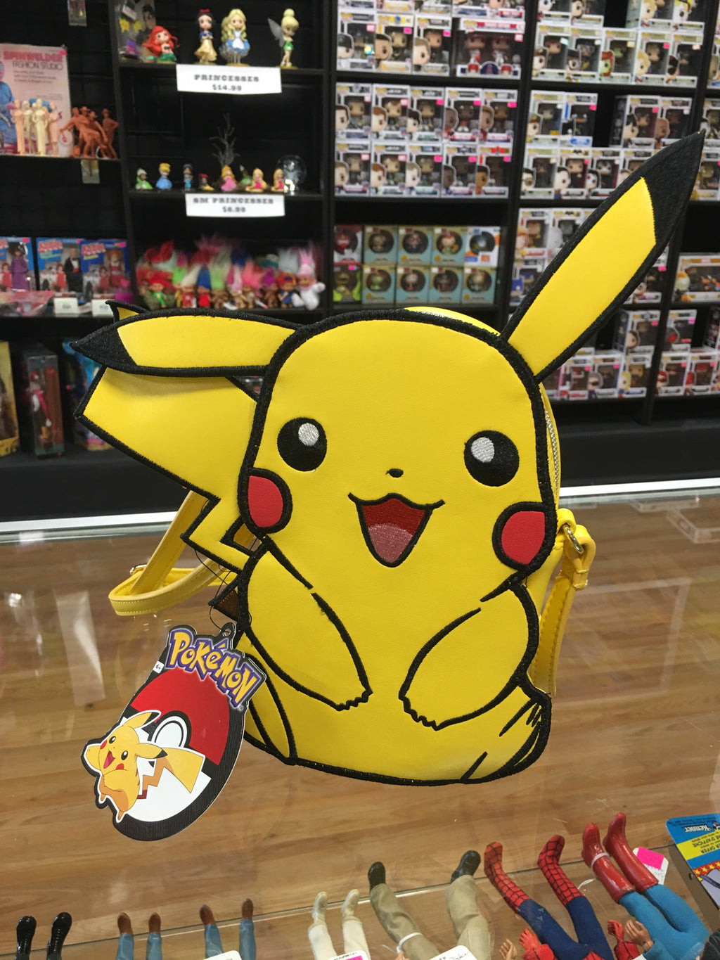 Pokémon Pikachu Hand Bag Purse