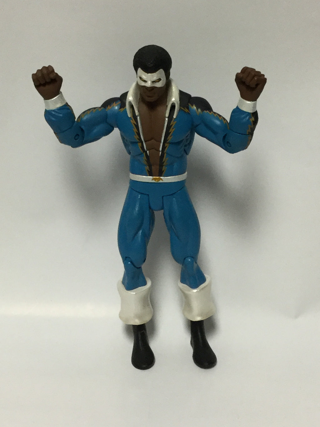 Dc Direct history of the dc Universe Series 2 Black lighting