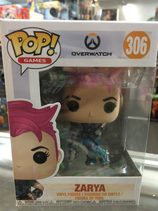 Funko POP! Games Overwatch Zarya