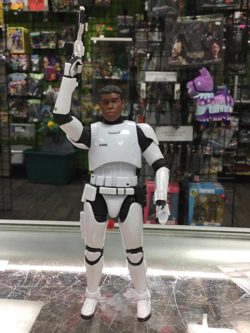 Star Wars Black Series FN-2187