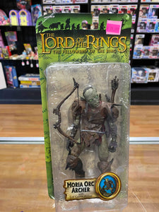 ToyBiz The Lord Of The Rings The Fellowship Of The Ring Moria Orc Archer