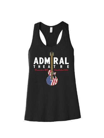 Admiral Theatre · Ladies Tank