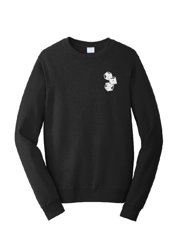 Ashley's Pub Bremerton D20 · Crewneck Sweater
