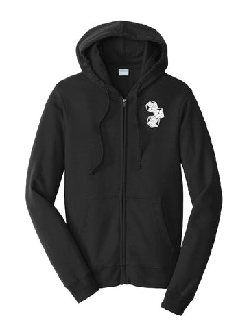 Ashley's Pub Bremerton D20 · Zip-Up Hoodie