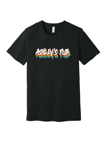 Ashley's Pub · Unisex T-Shirt