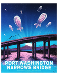 Port Washington Narrows Bridge · Print