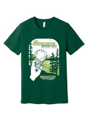 CJ's Evergreen General Store · Unisex T-Shirt