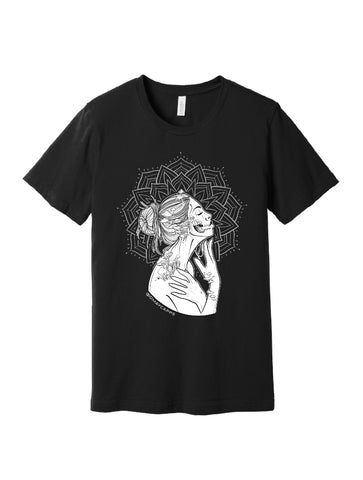 Donna May Tattoo · Unisex T-Shirt