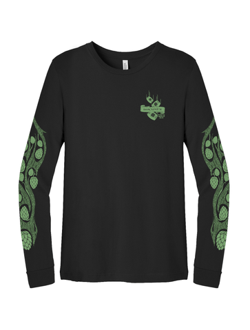 Downpour Brewing · Unisex Long Sleeve T-Shirt