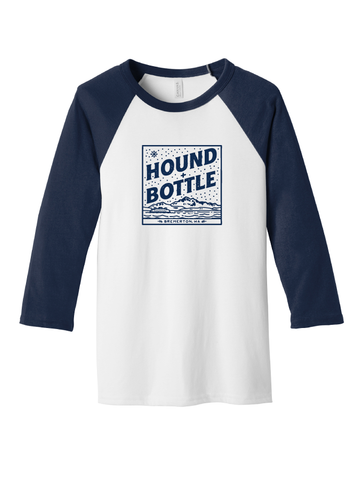 Hound and Bottle Ferry · Unisex Baseball Tee