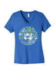 Meals on Wheels Kitsap · Ladies V-Neck