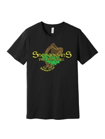 Shenanigans Pub And Grill · Unisex T-Shirt