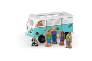 Groovy Magnetic Love Bus