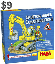 Load image into Gallery viewer, HABA Construction card game