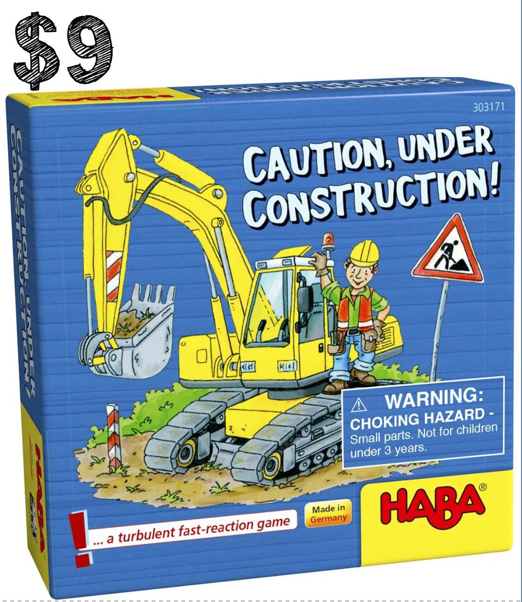 HABA Construction card game
