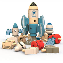 Load image into Gallery viewer, Tinker Totter Robots and Rockets Bundle