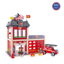 Load image into Gallery viewer, Copy CITY FIRE STATION