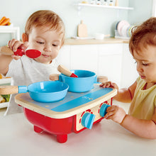 Load image into Gallery viewer, HAPE TODDLER KITCHEN SET