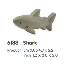 Load image into Gallery viewer, Plan Toys-Shark figure