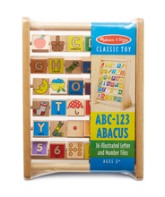 Load image into Gallery viewer, ABC-123 Abacus