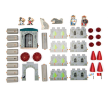 Load image into Gallery viewer, Wolf Castle Play Set