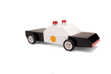 Load image into Gallery viewer, Police Cruiser Candy Lab car