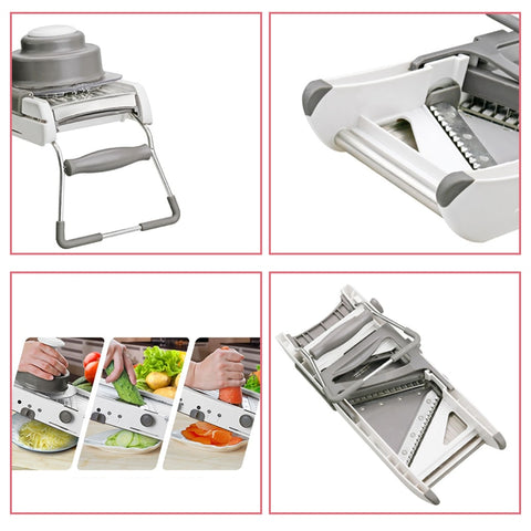 KitchenQuake® Mandoline Slicer