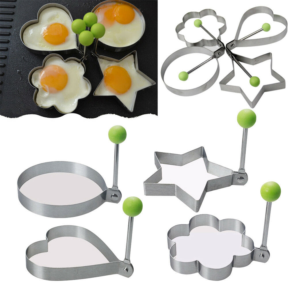 Fried Egg Mold - Pancake Mould