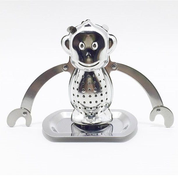 Monkey Shaped Tea & Coffee Infuser