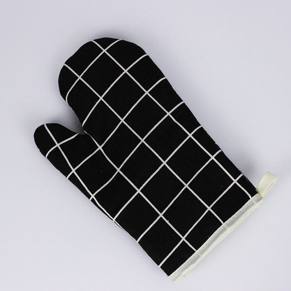 Cloth Heat Resistant Oven Mitt