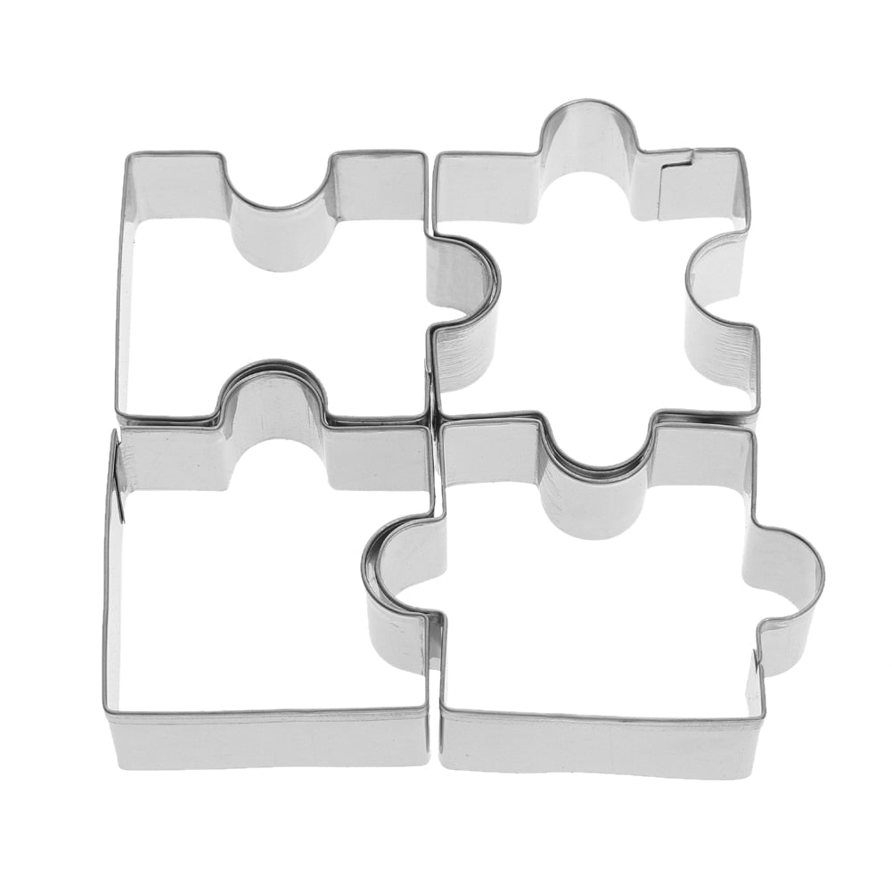 Puzzle Cookie Mold Cutter