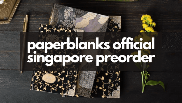 Paperblanks Official Singapore Preorder