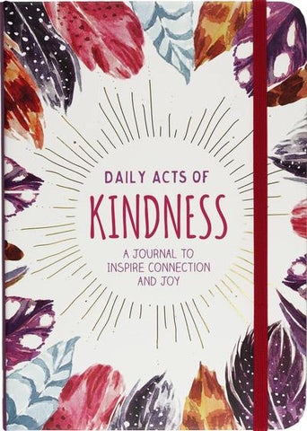 Daily Acts of Kindness Journal