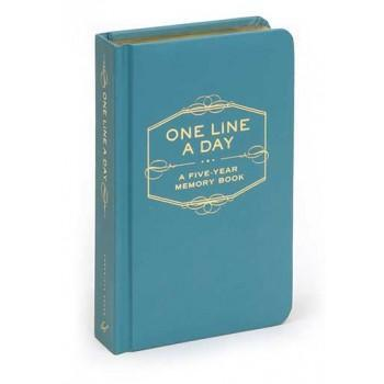 One Line A Day - A Five-Year Reflection Book