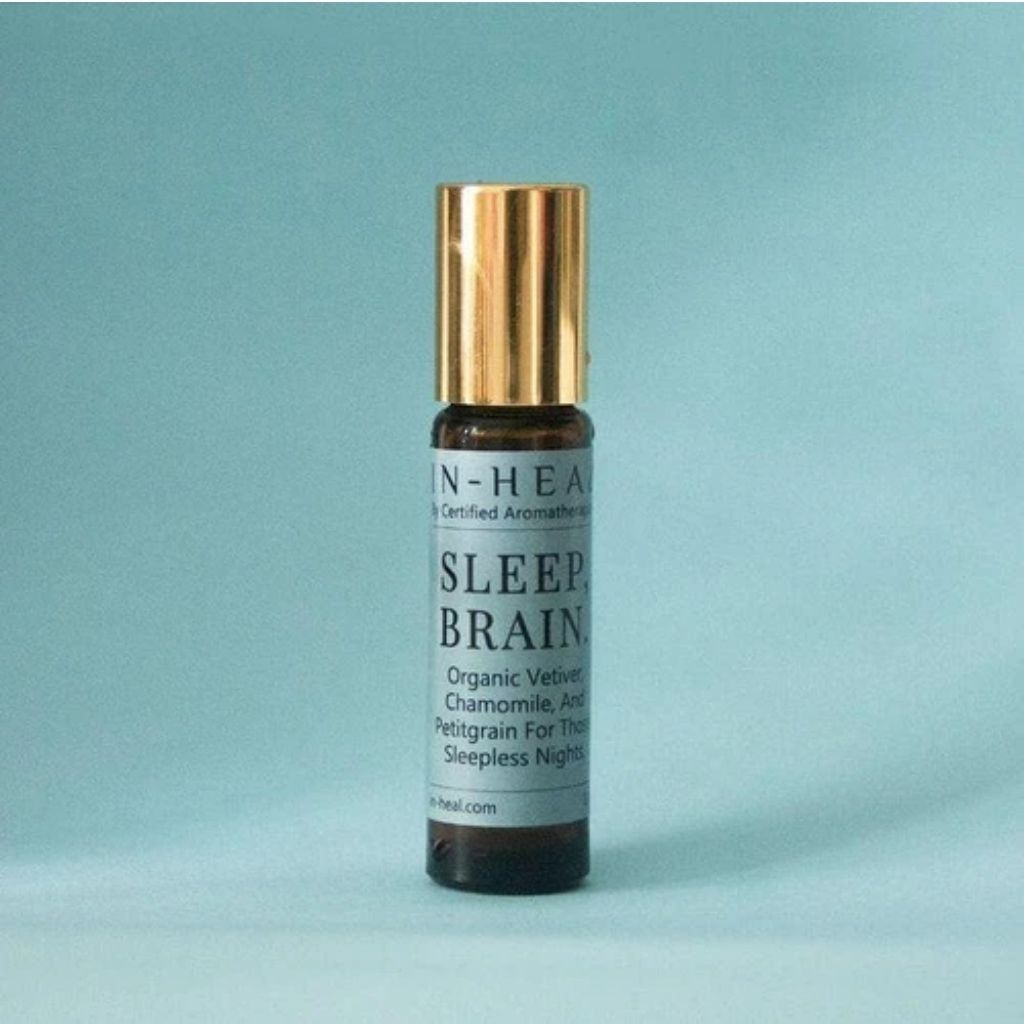 Sleep Brain Aromatheraphy Roll-On by IN-HEAL