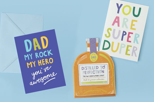 Funny Fathers Day Greeting Card from Raspberry Blossom