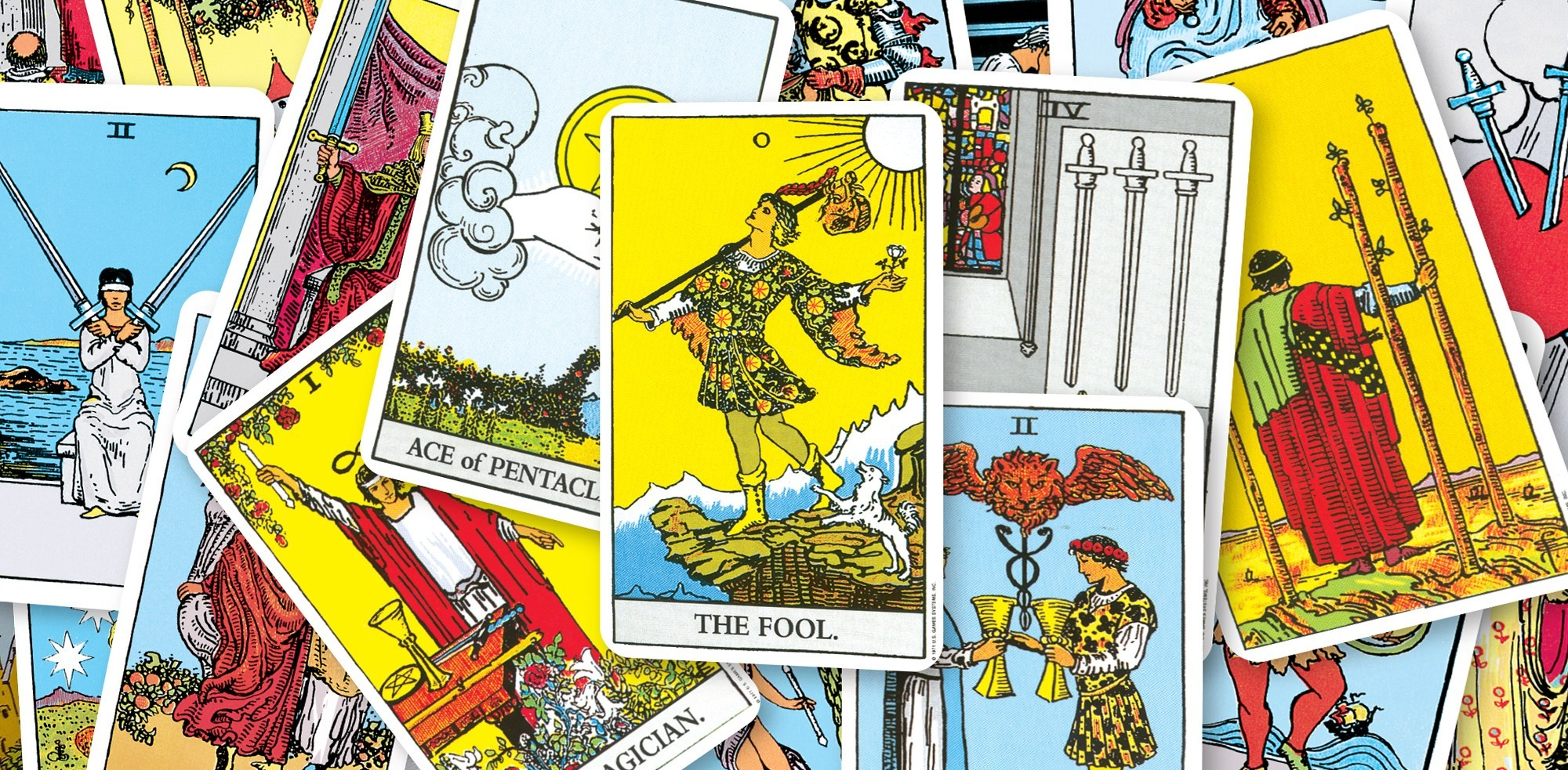 U.S. Games Systems, Inc. > Learn About Tarot Reading