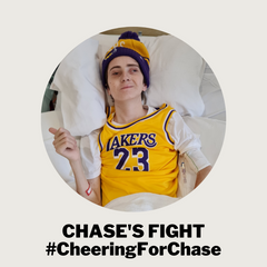 CHASE'S FIGHT MY ORDER CUP FUNDRAISER