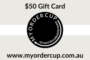 My Order Cup Digital Gift Card