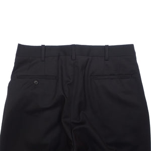 WIDE SLACKS (SUPER 100'S WOOL)